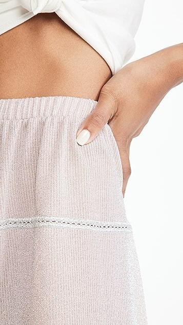 CHIO Wide Leg Pants