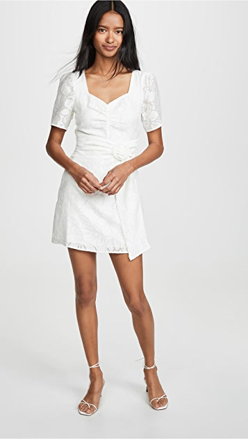 Chriselle Lim Collection Off White Dress