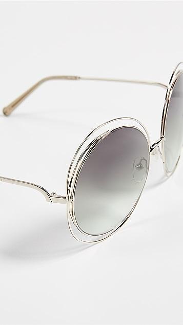 Chloe Солнцезащитные очки Carlina