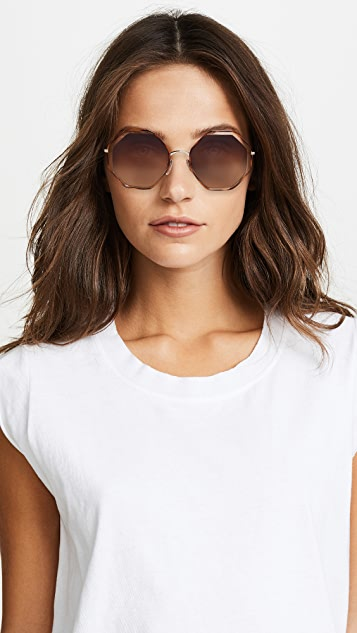 Chloe Poppy Sunglasses