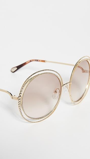 79bdb635 Carlina Spherical Sunglasses