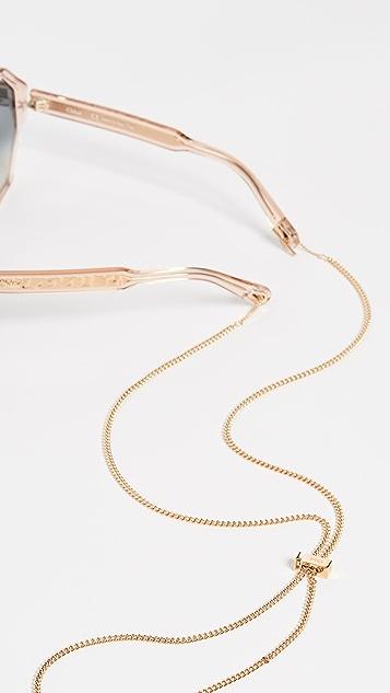 Chloe Chloe Sunglasses Chain