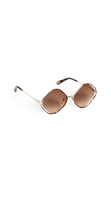 Chloe Poppy Sunglasses