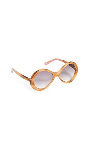 Chloe Bonnie Sunglasses