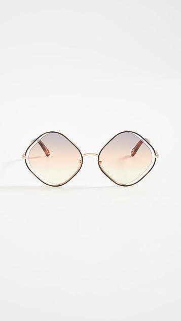 Chloe Солнцезащитные очки Poppy