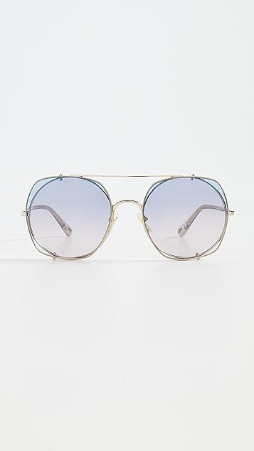 Chloe Demi Sunglasses