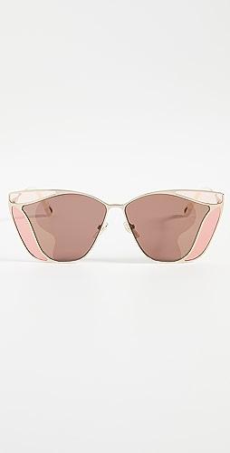 Chloe - Gemma Sunglasses