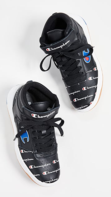 Champion Super C Court High Top Sneakers