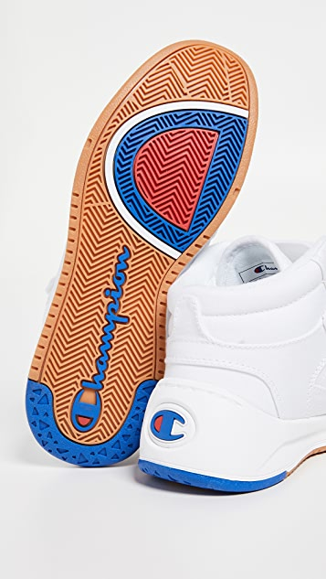 Champion Super C Court Mid Sneakers