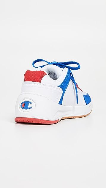 Champion Super C Court Low Colorblock Sneakers