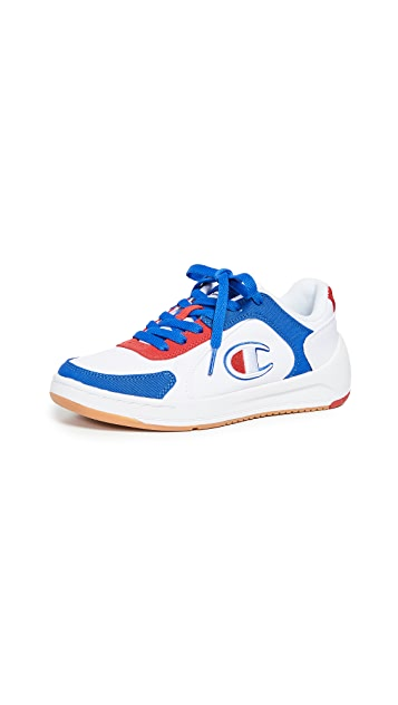 Champion Super C Court Low Colorblock Sneakers