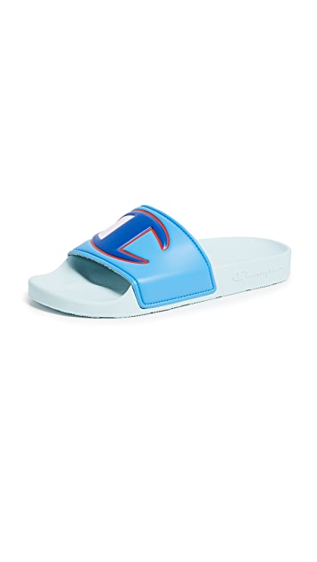 Champion IPO Colorblock Slides