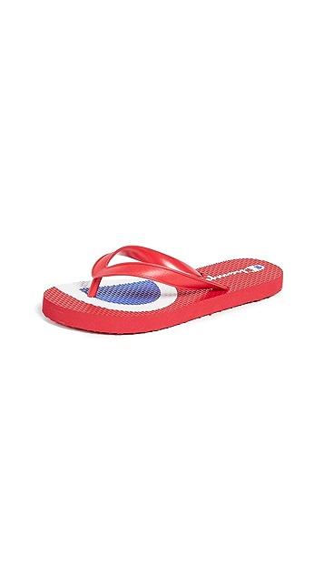 Champion Split C 夹趾凉鞋
