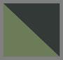 金属色工装橄榄绿