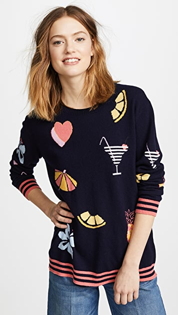 Chinti and Parker Summer Sweater