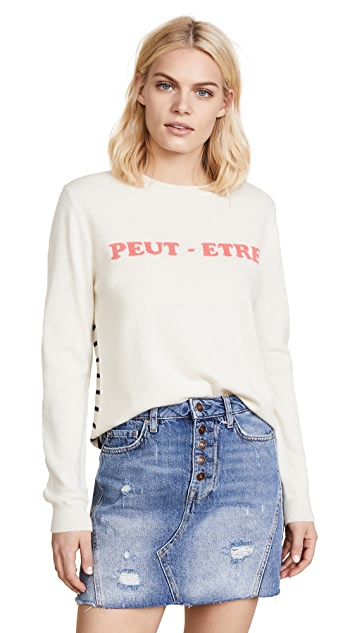 Chinti and Parker Peut Etre Sweater