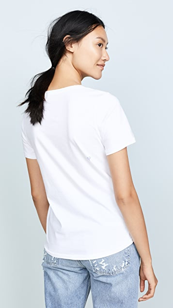 Chinti and Parker Kiss Me Tee