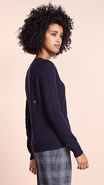 Chinti and Parker Cashmere Imagine Sweater