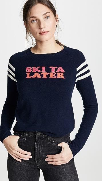 Chinti And Parker Ski Ya Later Sweater