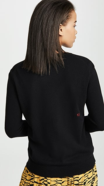 Chinti and Parker Fun Cashmere Sweater