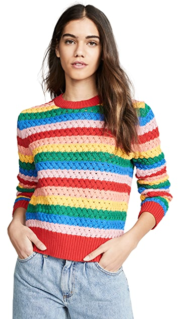 Chinti and Parker Mirage Sweater