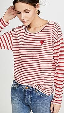 Isabel 3/4 Sleeve T-Shirt