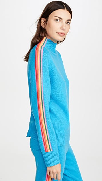 Chinti and Parker Ripple Sweater