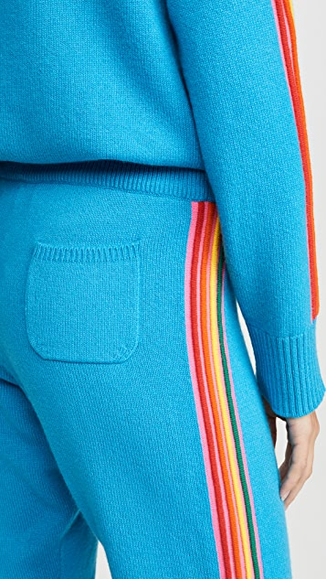 Chinti and Parker Ripple Track Pants