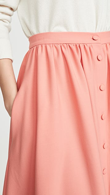 Chinti and Parker Full Skirt