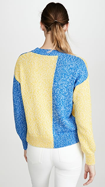 Chinti and Parker Movement Cashmere Sweater