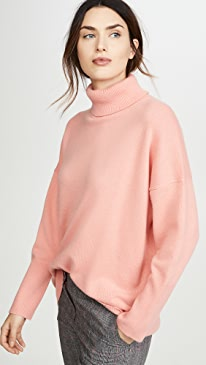 Relaxed Polo Cashmere Sweater