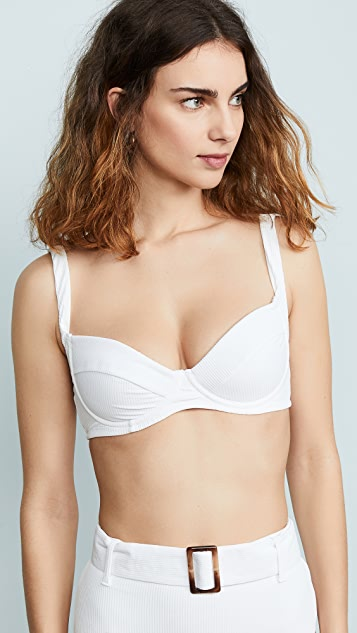Charlie Holiday Expedition Bikini Top