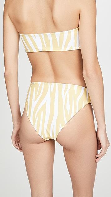 Charlie Holiday Tally Bikini Bottoms