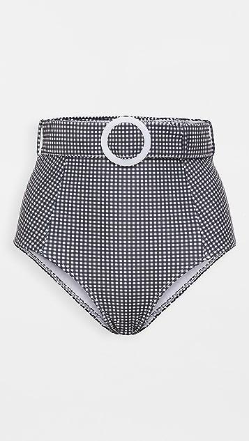 Charlie Holiday Hendrix 高腰泳裤