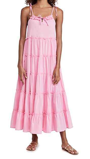Charlie Holiday Senorita Maxi Dress