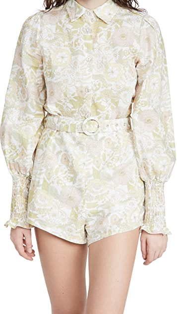 Charlie Holiday Mellow Romper