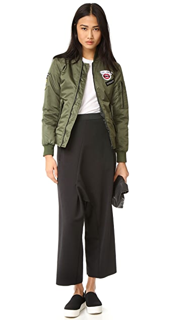 CHRLDR Love Junkie Flight Bomber Jacket