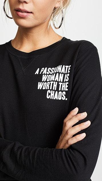 CHRLDR Chaos Crew Neck Sweatshirt