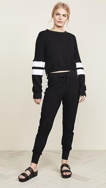 CHRLDR Sleeve Insert Sweatshirt