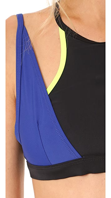CHROMAT Dual Racer Sports Bra