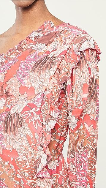 Chufy Khin 单肩连衣裙