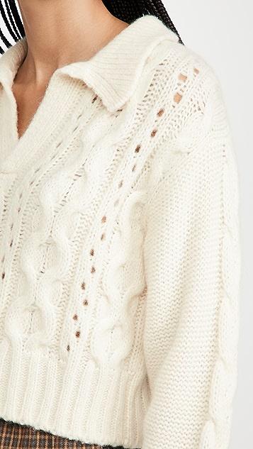 Ciao Lucia Torino Alpaca Sweater