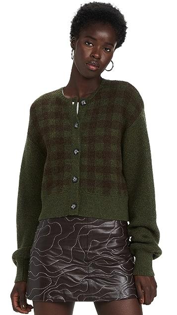 Ciao Lucia Varese 羊驼毛开襟衫
