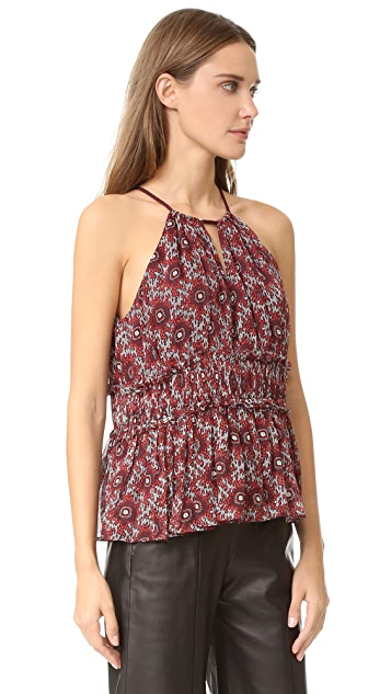 Cinq a Sept Cassis Lotus Top