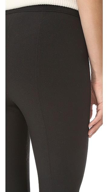 Cinq a Sept Onyx Pants