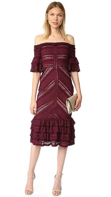 Cinq a Sept Naya Dress