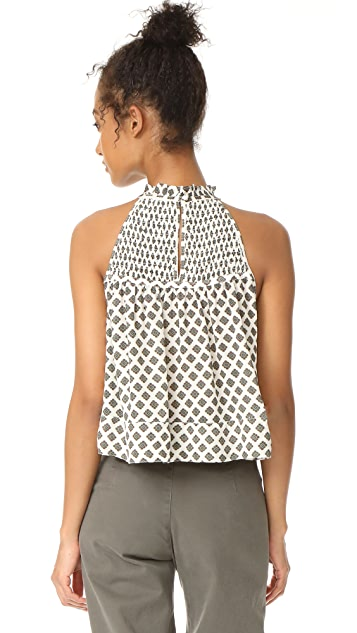 Cinq a Sept Medallion Loki Top