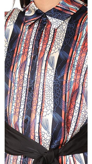 Cinq a Sept Carmine Dress