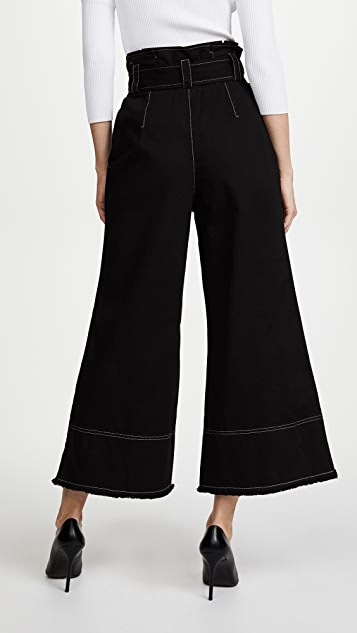Cinq a Sept Serge Trousers