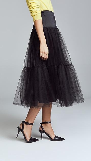 Cinq a Sept Avery Tulle Skirt